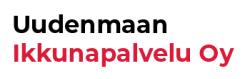 Uudenmaan Ikkunapalvelu Oy Logo